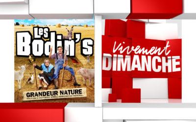 Souvenirs et humour avec Les Bodin's