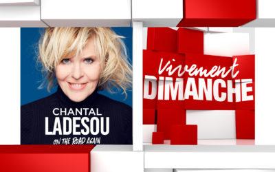 Souvenirs et humour avec Chantal Ladesou