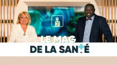 Michel invité du Magazine de la santé sur FR5