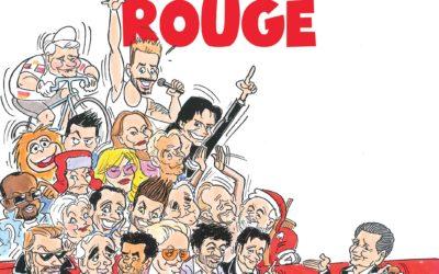 Livre «Le canapé Rouge» d»Emmanuel Chaunu et Michel Drucker (Ed. Michel Lafon)