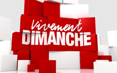 Actus Vivement Dimanche du 25/04/2021