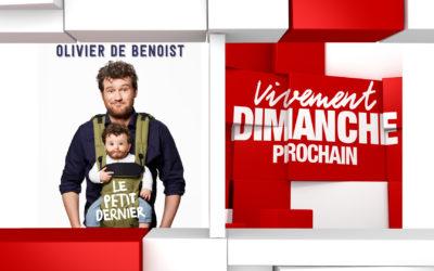 Souvenirs et humour avec Olivier de Benoist