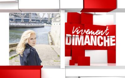 Infos Vivement Dimanche  du 10/10/2021